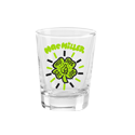 Mac Miller Shamrock Shot Glass