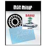 MAC MILLER STICKER SET