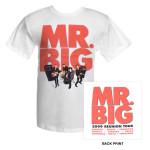 Mr. Big Reunion Event Tee