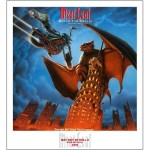 Meat Loaf Bat Out Of Hell II Lithograph - Limited Collector's Edition 1/250