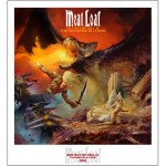 Meat Loaf Bat Out Of Hell III Lithograph - Limited Collector's Edition 1/250