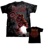 Meat Loaf Hang Cool 2010 Tour T-Shirt