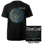 2011 Meat Loaf Australian Tour Tee