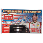 Dale Jr. 2014 Daytona 500 Champion flag 3x5