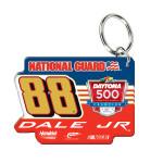 Dale Jr. 2014 Daytona 500 Key Ring Premium Metal