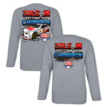 Dale Jr. 2014 Daytona 500 Long-sleeve T-shirt