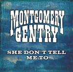 Montgomery Gentry - She Don't Tell Me To - MP3 Download