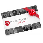 Musictoday Superstore Electronic Gift Certificate
