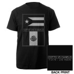 Cotto Vs. Canelo Stacked Flags T-shirt