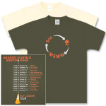 MSMW Out Louder Tour T-Shirts