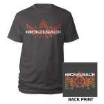 Nickelback Wrench Tour Tee