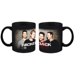 Nickelback Smiling Photo Mug