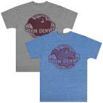 John Denver - Globe Logo Unisex T-Shirt
