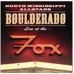 Boulderado - Live at the Fox CD