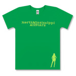 NMA Girl's Silhouette T-Shirt
