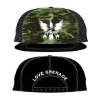 Ted Nugent Love Grenade Cap OSFA