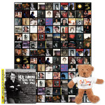 Neil Diamond Plush Bear Deluxe Bundle