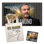 Neil Diamond - Melody Road CD + Tote Bag + Fan Poster Bundle