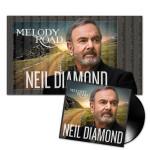 Neil Diamond - Melody Road Vinyl + Fan Poster Bundle