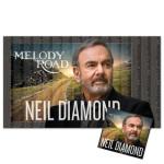 Neil Diamond - Melody Road CD + Fan Poster Bundle