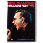 Hot August Night/NYC DVD