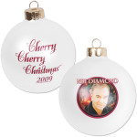 2009 Cherry Cherry Christmas Collectible Ornament