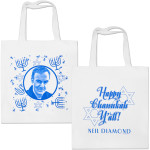 Chanukah Tote Bag