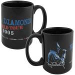 World Tour '05 Blue Mug