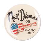 World Tour '05 Pin