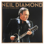 Neil Diamond World Tour 2011 Program