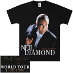 World Tour ' 99 As Time Goes By Copper Tee