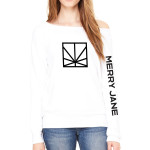 MERRY JANE Women's White Sweater