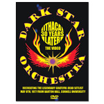 Dark Star Orchestra – Ithaca 30 Years Later - DVD
