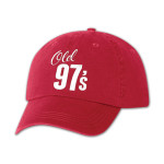 Old 97s New Vintage Hat - Red