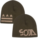 SOJA - Green Knit Cap