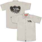 SOJA - Khaki Button Up