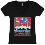 SOJA - Everything Changes Ladies Cut V-Neck