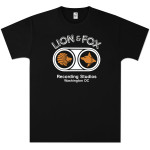 SOJA - Lion and Fox Recording Studios Tee