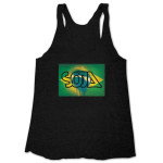 SOJA - Brazil Flag Ladies Tank