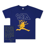 SOJA - Bobby Lee Jumpman Kids T-Shirt