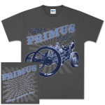 Primus Hennepin Crawler 3D Tour T-shirt