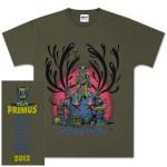 Primus 2013 Tour T-Shirt