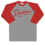 Primus Script Logo Baseball T-Shirt