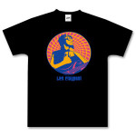 Les Claypool Black Progaganda T-Shirt