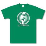 Green Les Claypool Burst T-Shirt