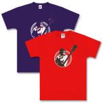 Short Sleeve Les Claypool Bass Burst T-Shirt