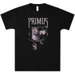 Primus Ace of Spades Black T-shirt