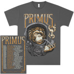 Primus 2011 North American Tour T-Shirt