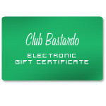 Les Claypool - Club Bastardo Electronic Gift Certificate