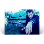 Tom Waits_car_grill